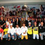 Este miércoles se lanzó el Rally Dakar 2015 en Chile