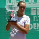 Bianca Botto es la nueva campeona de la Copa Providencia