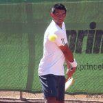 Con duelo entre Podlipnik y Aguilar continuará este viernes el Futuro Chile 12