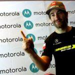 """Víctor """"Patagón"""" Gallegos: Mi meta es ser campeón del Dakar en quadrimotos"""