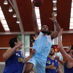 Universidad de Concepción y Deportes Castro ganaron en Playoffs de la Liga Nacional de Básquetbol