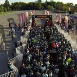 Más de 3000 personas disfrutaron de la corrida Adidas Boost Santiago