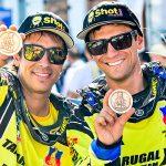 Felipe Prohens confirmó su baja del Dakar 2015