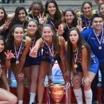 Boston College y Linares se coronaron campeones de la Liga ADO A-1 de Volleyball 2014