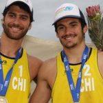 Primos Grimalt finalizaron la temporada 2014 en el sexto lugar del ranking mundial de Volleyball Playa
