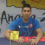 Seleccionado nacional de hockey patín Felipe Quintanilla sufre el robo de todos sus implementos