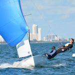 Duplas de veleristas chilenos mejoran posiciones en Copa del Mundo Miami OCR