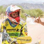 Ignacio Casale se quedó con el segundo lugar en quads en cuarto día del Dakar