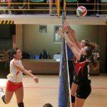 Manquehue debutó con dos triunfos en la Copa Providencia de Volleyball 2015
