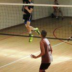Los locales asoman como candidatos en varones de la Copa Providencia de Volleyball