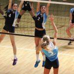 El local, Boston College y Manquehue no se dan tregua en la Copa Providencia de Volleyball