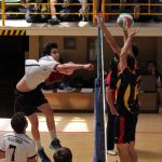 Manquehue alcanza a los locales en la competencia masculina de la Copa Providencia de Volleyball