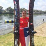 Valentina González gana histórico bronce en el Mundial Juvenil de Esquí Náutico