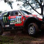 Boris Garafulic fue el mejor chileno en la categoría autos del Dakar 2015