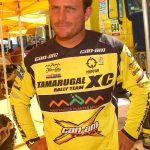 Sebastián Palma fue el mejor chileno en quads del Dakar 2015