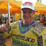 """Ignacio Casale tras abandonar el Dakar: """"Sé que luché como un campeón"""""""