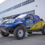 Luis Eguiguren es la primera baja chilena del Dakar 2015