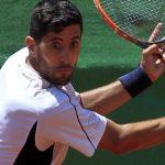 Hans Podlipnik cayó en primera ronda de la qualy del ATP de Brisbane