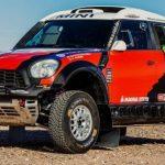 Boris Garafulic ocupó el puesto 31 en autos en primera etapa del Dakar 2015