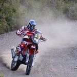 Jeremías Israel avanzó al octavo puesto de la tabla general tras tercera etapa del Dakar