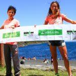 Bárbara Riveros y Valentina Carvallo ya están en Pucón para el Ironman 70.3