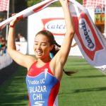 Catalina Salazar se quedó con el Iron Kids Challenge 2015