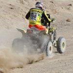 Ignacio Casale recuperó el primer puesto de la general en los quads tras octava etapa del Dakar