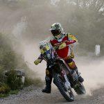 Daniel Gouet abandonó el Rally Dakar por problemas mecánicos