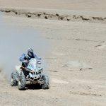 Sebastián Palma es el mejor chileno en quads finalizada la etapa 11 del Dakar