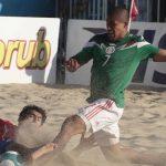 Selección Chilena de Fútbol Playa cayó ante México por la Copa Beach Soccer