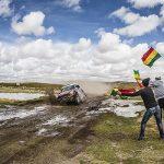 Boris Garafulic se acerca al top ten de la General de autos en el Dakar 2015
