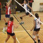 Las locales se instalaron en la gran final femenina de la Copa Providencia de Volleyball