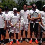 Se aprobaron recursos del IND para el Plan de Selecciones Menores de Tenis a cargo de Nicolás Massú