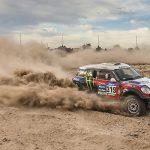 Boris Garafulic sigue duodécimo en la General de los autos del Dakar 2015