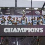 """Los """"Pumas"""" se titularon campeones del Seven Viña 2015 a nivel de selecciones"""