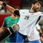 Marco Oneto sufre lesión y no estará en el Preolímpico de Handball
