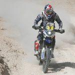 Pablo Quintanilla se mantiene cuarto en la General de motos tras séptima etapa del Dakar