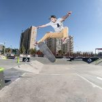Este sábado arranca en Iquique la gira chilena del campeonato latinoamericano de skate