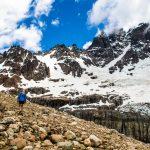 Promesas del trail running nacional abren nueva ruta en Cerro Castillo y marcan inédito récord