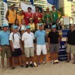 Los primos Grimalt ganaron la segunda fecha del Circuito Sudamericano de Volleyball Playa 2015