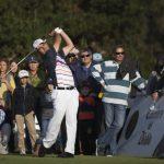 Felipe Aguilar sube al top ten del BMW PGA Championship