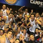 Colo Colo se coronó campeón de la Liga Nacional de Básquetbol