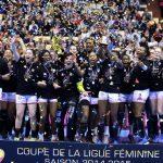 Handbolista Daniela Miño gana la Copa de la Liga en Francia con el CJF Fleury Loiret