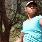 Seleccionados nacionales de tenis en silla de ruedas iniciaron giras internacionales