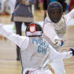 Equipo femenino de florete fue cuarto en el Panamericano Juvenil y Cadete de Esgrima