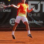 Jorge Montero y Serge Becerra ingresaron al cuadro principal del Futuro Chile 2