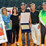 Club Unión de Viña del Mar homenajeó a Nicolás Massú