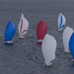 Rodrigo Solar lidera el Campeonato Nacional de veleros J-70