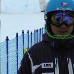 """Esquiador paralímpico """"Koke"""" Migueles destaca en competencias realizadas en Suiza"""