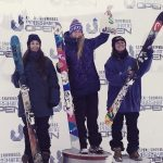Dominique Ohaco obtuvo el primer lugar en el Aspen Open Slopestyle & Big Air